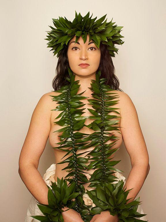 Sheinina Raj: Intercultural (Hawaiian Woman)