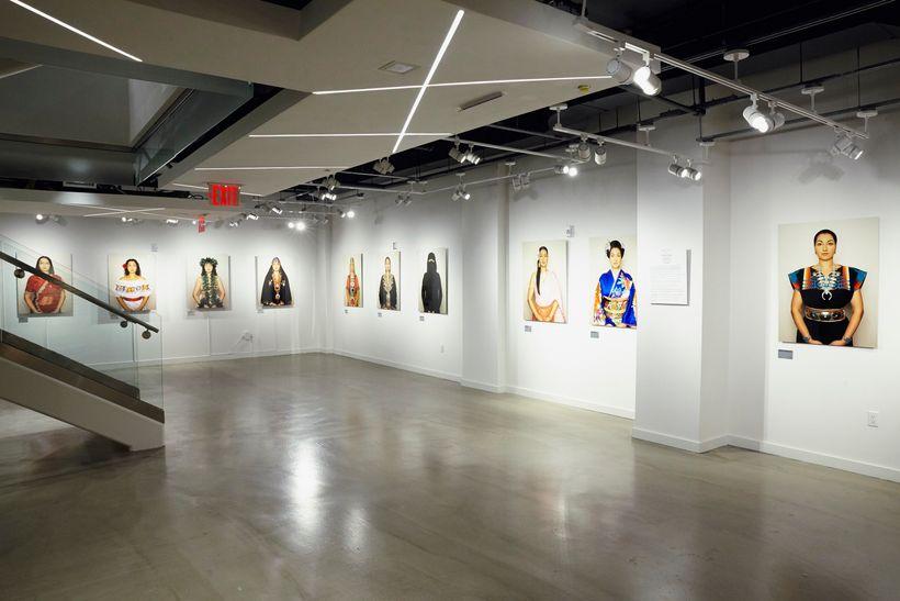 Sheinina Raj: Intercultural (NYC Artist Muse Installation)