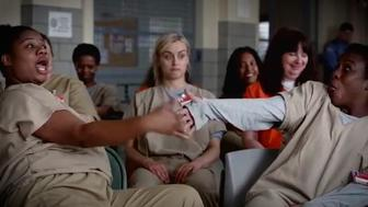Orange Is The New Black is filled with super tight bff duos