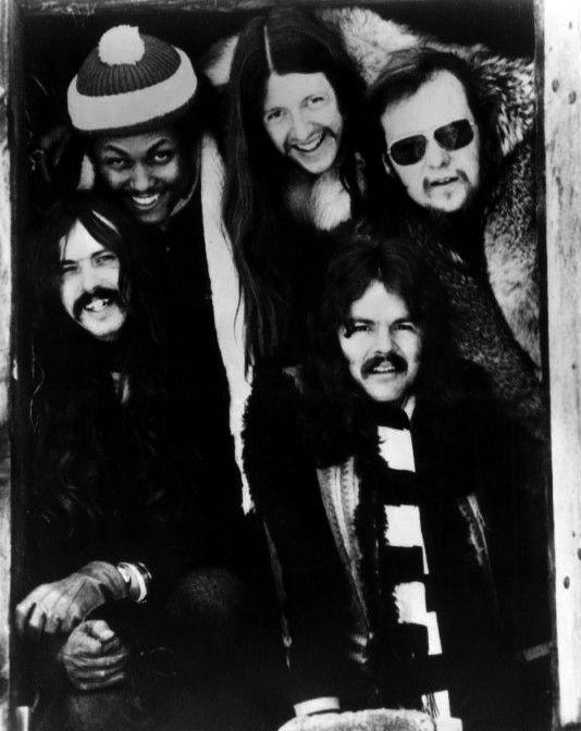 The Doobie Brothers, circa 1974