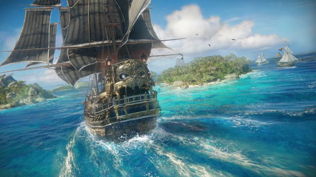 Skull & Bones is Ubisoft's take on pirates