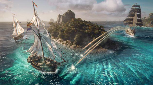 Skull And Bones E3 2017 Trailer Reveals A Stunning Multiplayer