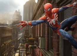 There Is A Brand-New New Spider-Man Game And It Looks Brilliant