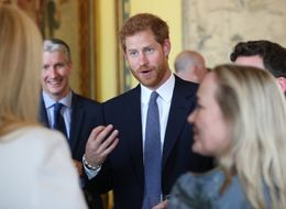 Prince Harry Praises Parents Who Care For Sick Children, Calling Them 'Professionals'