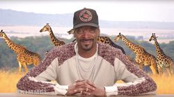Snoop Dogg Narrates That Tense Iguana Chase From 'Planet