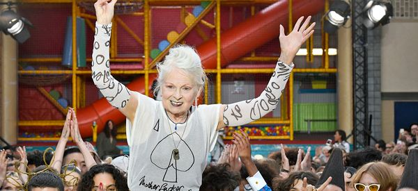 6 Moments We Can't Stop Talking About From Vivienne Westwood's Rebellious Runway