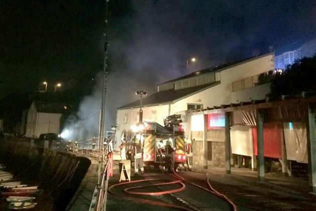 Rick Stein Cornwall Restaurant Fire 'Could Be Arson'