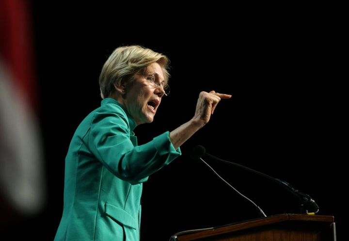 Sen. Elizabeth Warren (D-Mass.)&nbsp;says that&nbsp;Attorney General Jeff Sessions&nbsp;&ldquo;needs to be fired&rdquo; if <a