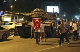 Turkey's failed coup