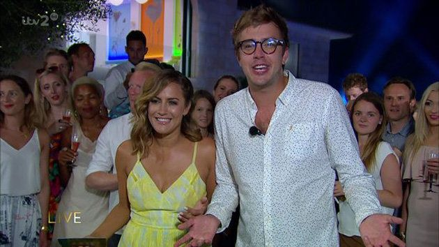 'We're More Relevant': 'Love Island' Narrator Iain Stirling Fuels 'Big Brother'