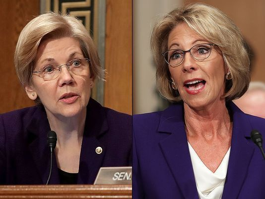 Betsy DeVos freezes Obama-era rules meant to protect student bor