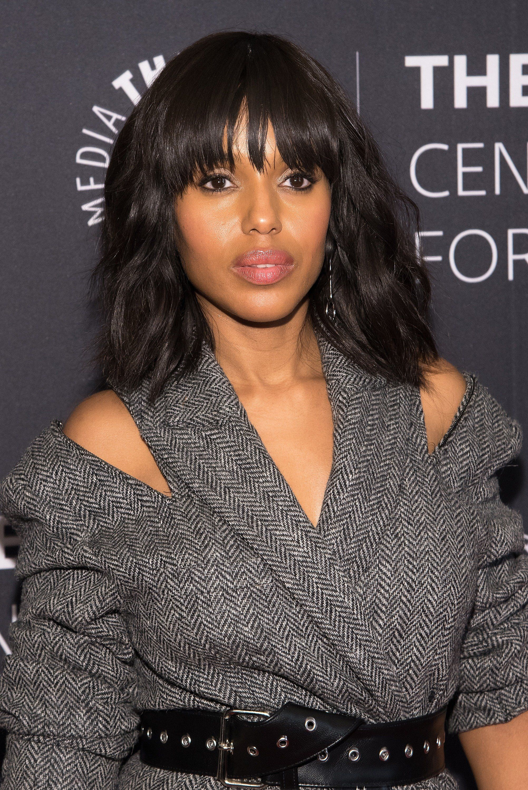 NEW YORK, NY - MAY 18:  Kerry Washington attends The Ultimate 'Scandal' Watch Party at The Paley Center for Media on May 18, 2017 in New York City.  (Photo by Mike Pont/WireImage)