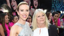 Scarlett Johansson Actually Brought Her 72-Year-Old Lookalike To The 'Rough Night'