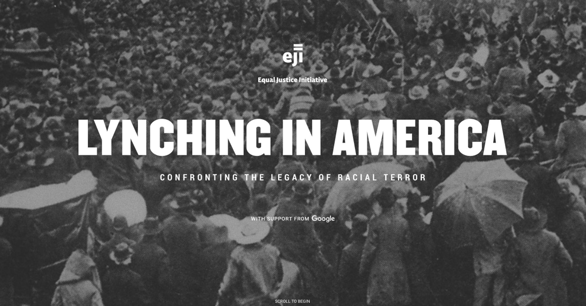 Google Launches Lynching In America Project Exploring Countrys
