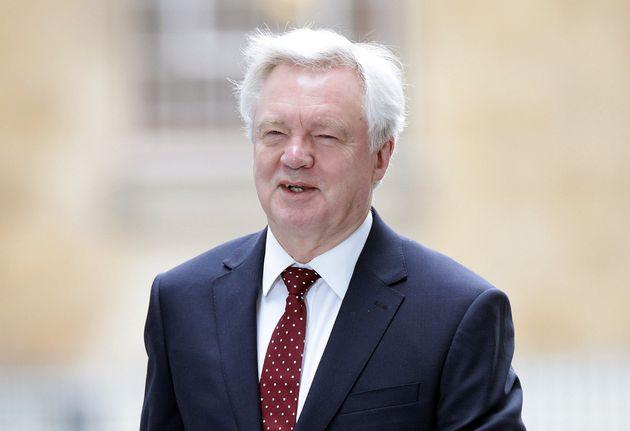 Steve Baker will be working under Brexit SecretaryDavid