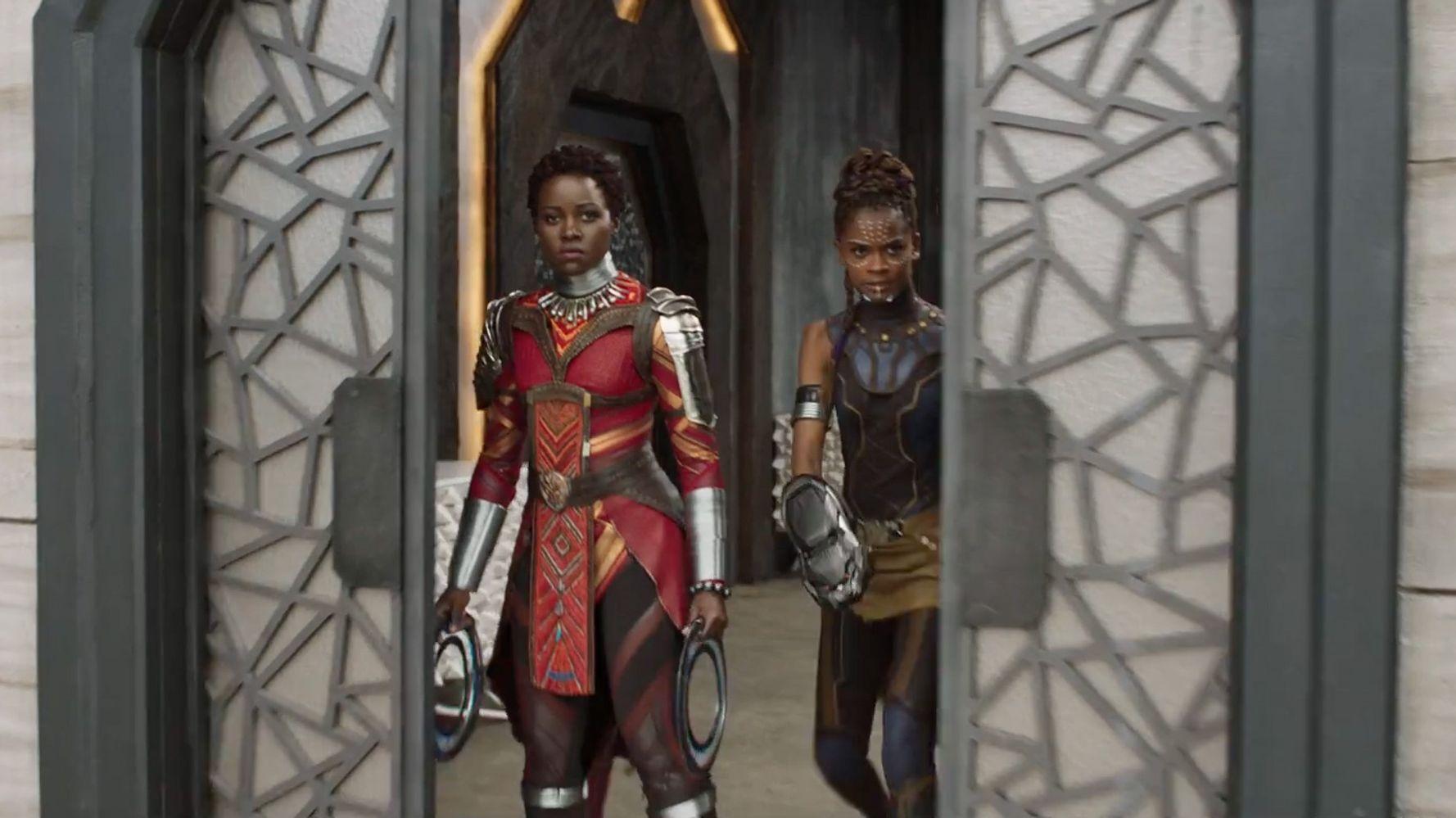 18293447 Black Panther' Costume Designer Says Black History, Current ...