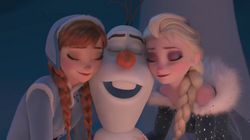 For The First Time In Forever, 'Frozen' Is Back With An Animated