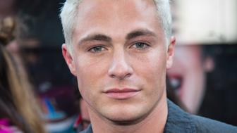 NEW YORK, NY - JUNE 12:  Actor Colton Haynes attends the 'Rough Night' New York Premiere at AMC Lowes Lincoln Square on June 12, 2017 in New York City.  (Photo by Mark Sagliocco/FilmMagic)