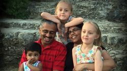 We're Indian-American With Adopted White Children And Here's What People Ask
