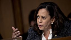 Kamala Harris Once Again Interrupted By Male Colleagues During Senate