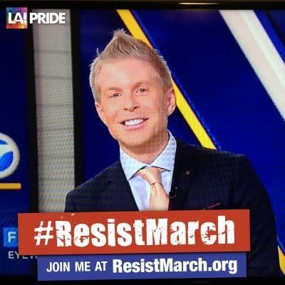Resist Marcher and Fiduciary Financial Planner David Rae on the ABC 7 News