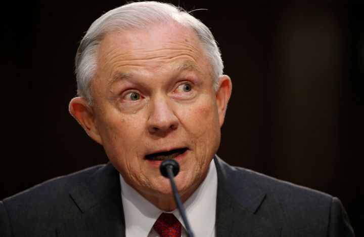 'An Appalling And Detestable Lie': 5 Highlights From Sessions' Senate Testimony