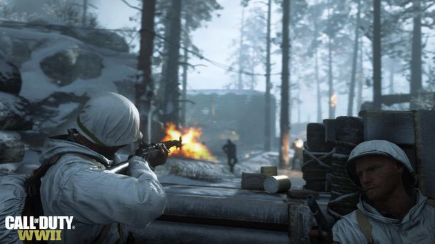 Image result for cod ww2 multiplayer
