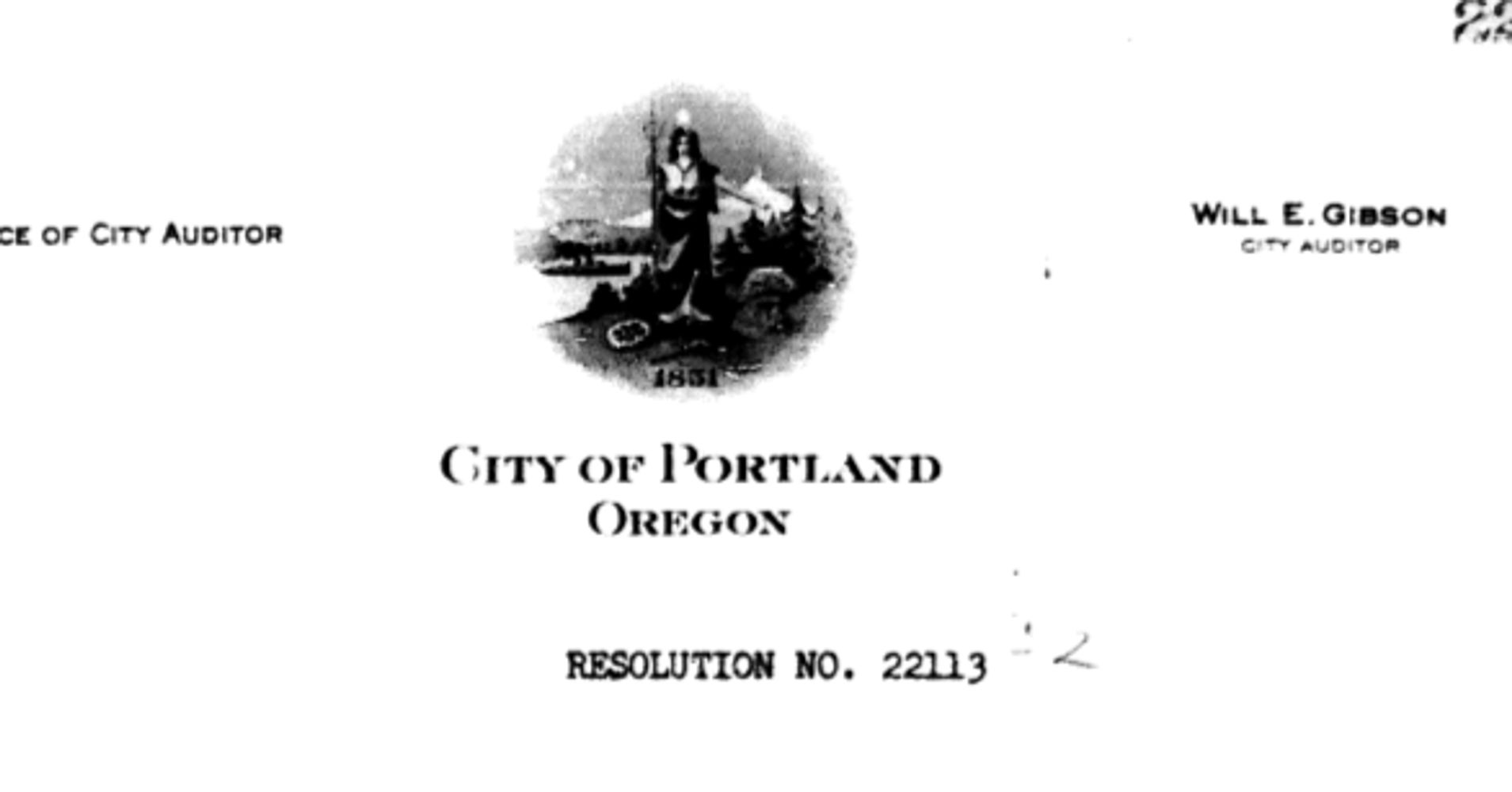 Portland Finally Apologizes For Role In WWII Internments