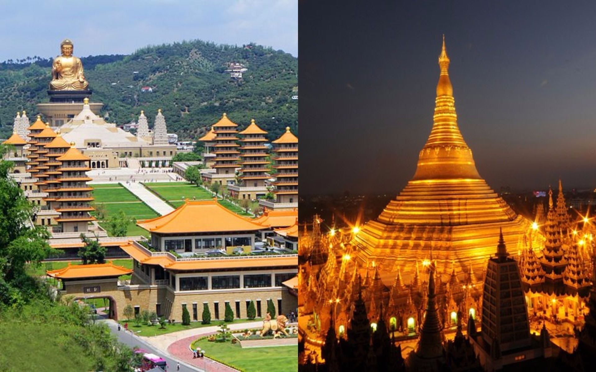 famous buddhist temples in thailand