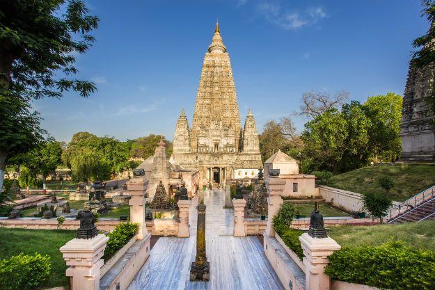 Ngôi đền Phật giáo Mahabodhi, Ấn Độ. Ảnh india.com