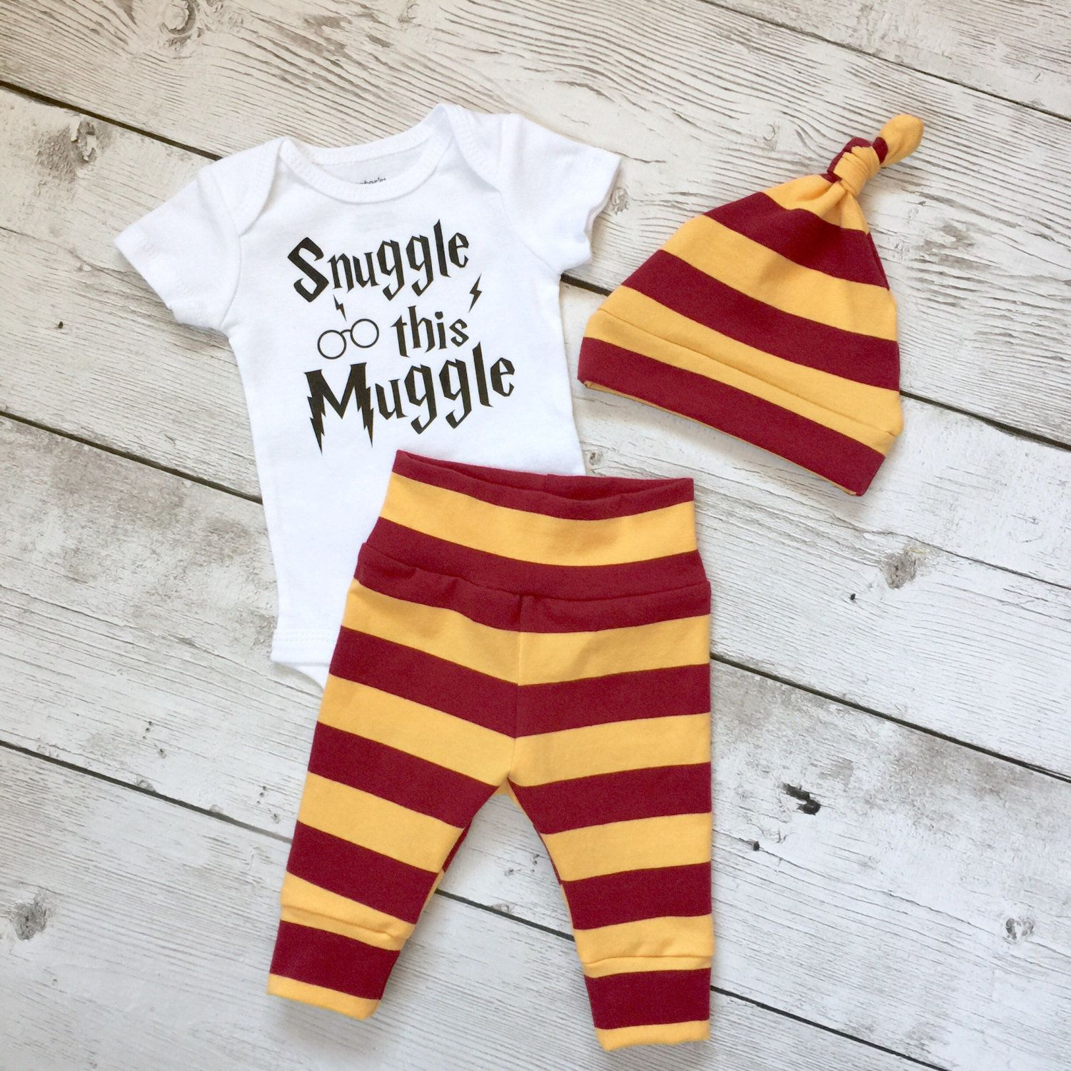 "$24.99, <a href=""https://www.etsy.com/listing/468458141/snuggle-this-muggle-baby-harry-potter"" target=""_blank"">PinkPineappleC"