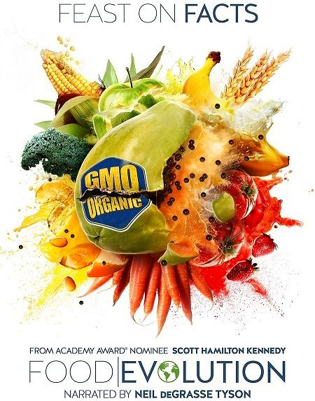 "Movie Review: ""Food Evolution"" 
