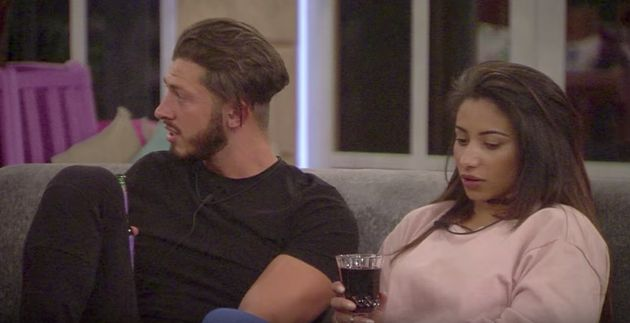 'Big Brother' Fans Call For Kieran To Receive Warning After Chanelle Row
