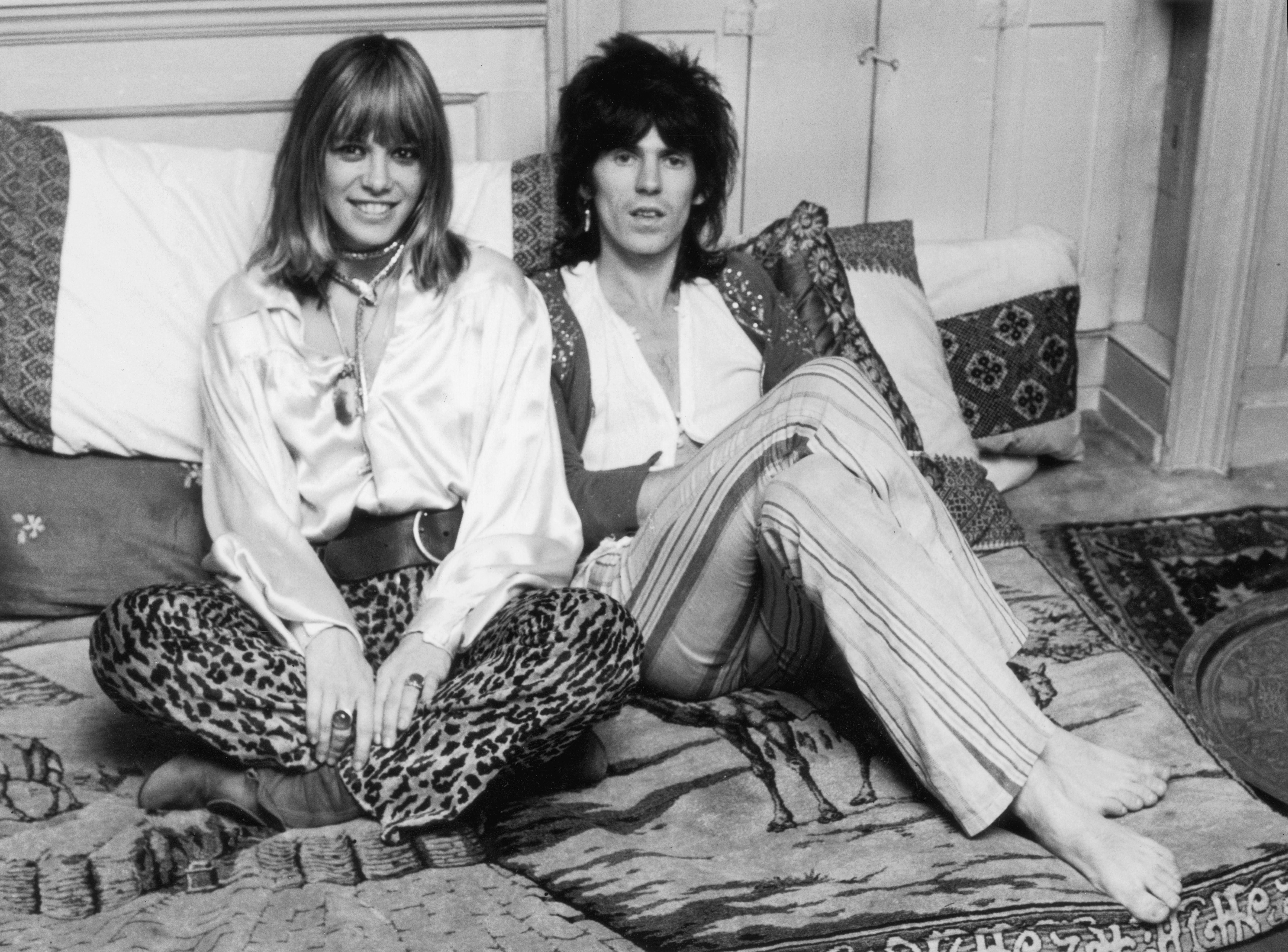 Anita and Keith in