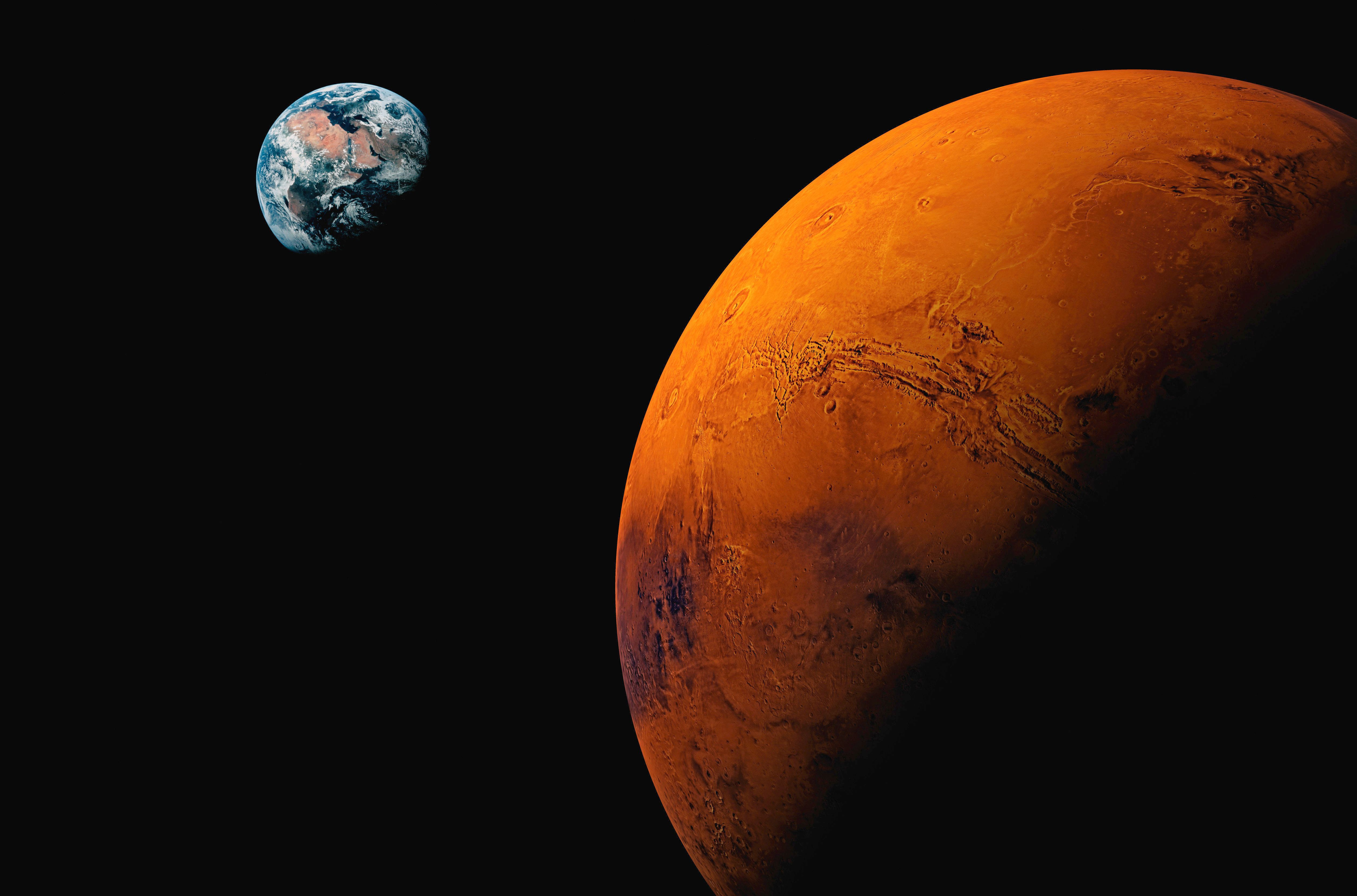 NASA Creates Radiation Rain On Earth, To Prepare For Mars