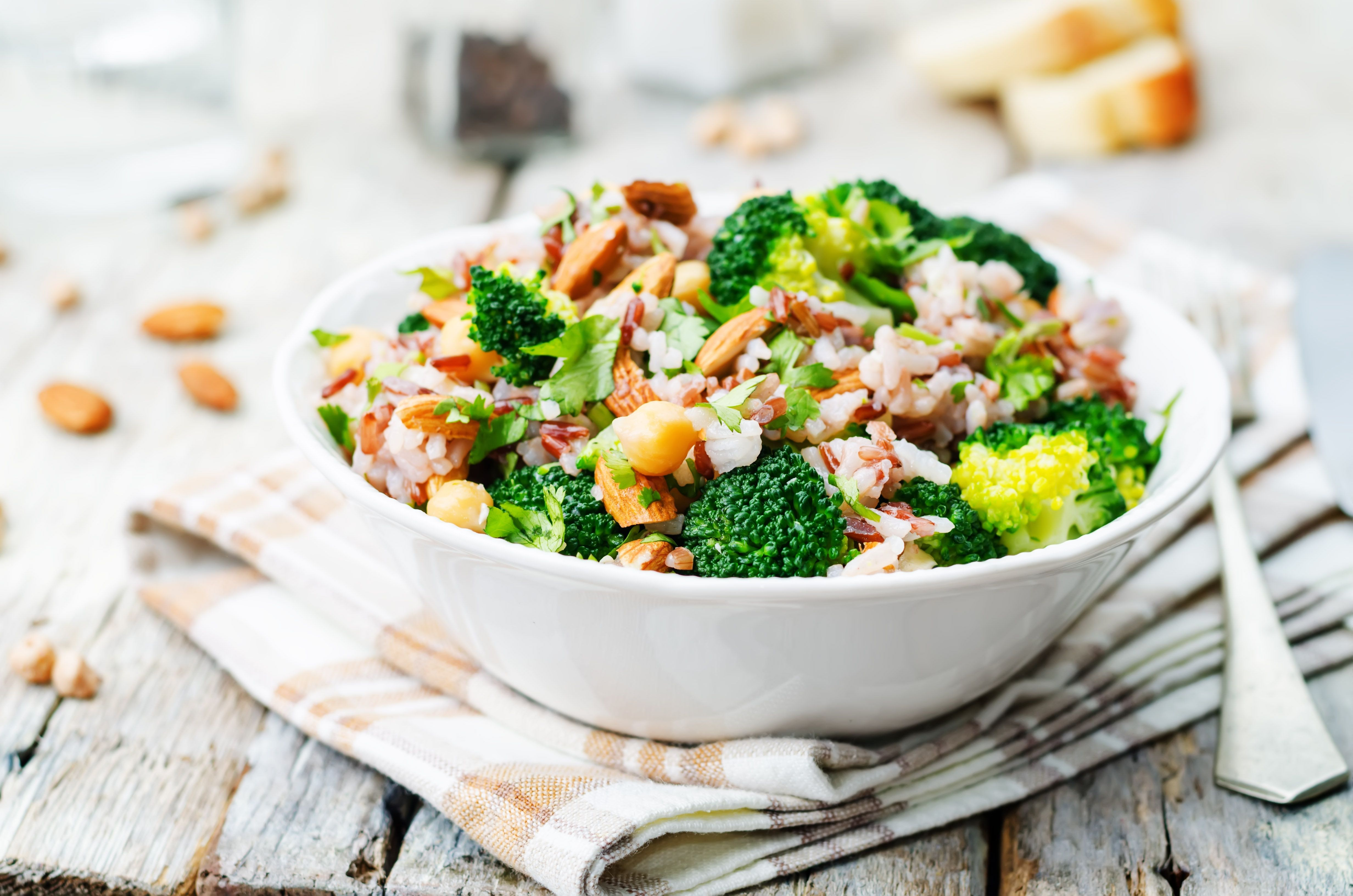 Vegetarian Diets 'Twice As Effective' For Weight Loss Than Eating