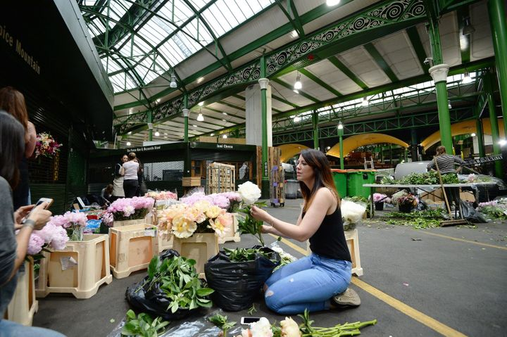 London's Borough Market reopens Wednesday, just 11 days after the deadly London terror attack.