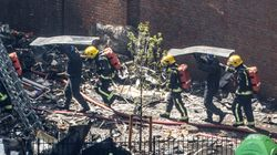 London Fire: Six Fatalities Confirmed In Grenfell Tower
