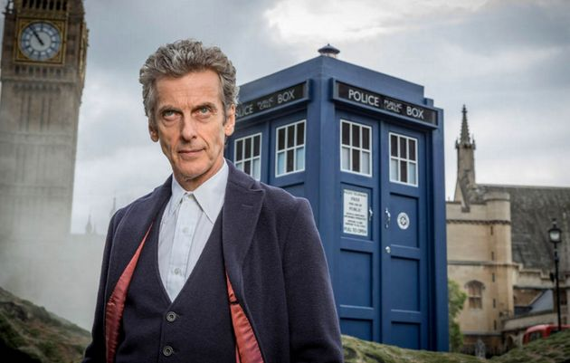 <strong>Peter Capaldi stepped down from 'Doctor Who' earlier this