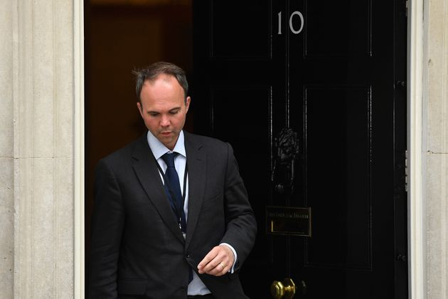 Gavin Barwell, the Prime Minister's chief of staff, promised to review building regulations around fire...
