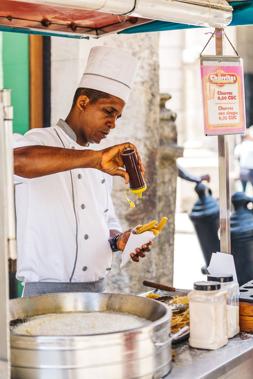 """<a rel=""""nofollow"""" href=""""https://www.thetravelpockets.com/new-blog/48-hours-in-cuba"""" target=""""_blank"""">Freshly made churros was"""
