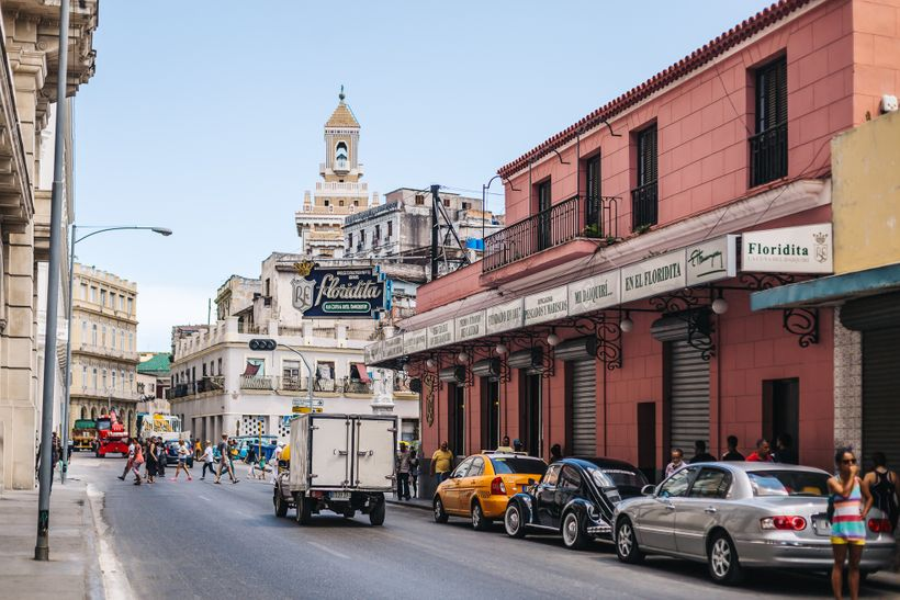 """<a rel=""""nofollow"""" href=""""https://www.thetravelpockets.com/new-blog/48-hours-in-cuba"""" target=""""_blank"""">Floridita - famous for th"""