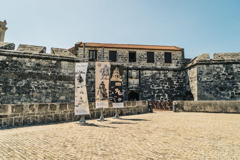 "<a rel=""nofollow"" href=""https://www.thetravelpockets.com/new-blog/48-hours-in-cuba"" target=""_blank"">Castillo de la Real Fuerz"