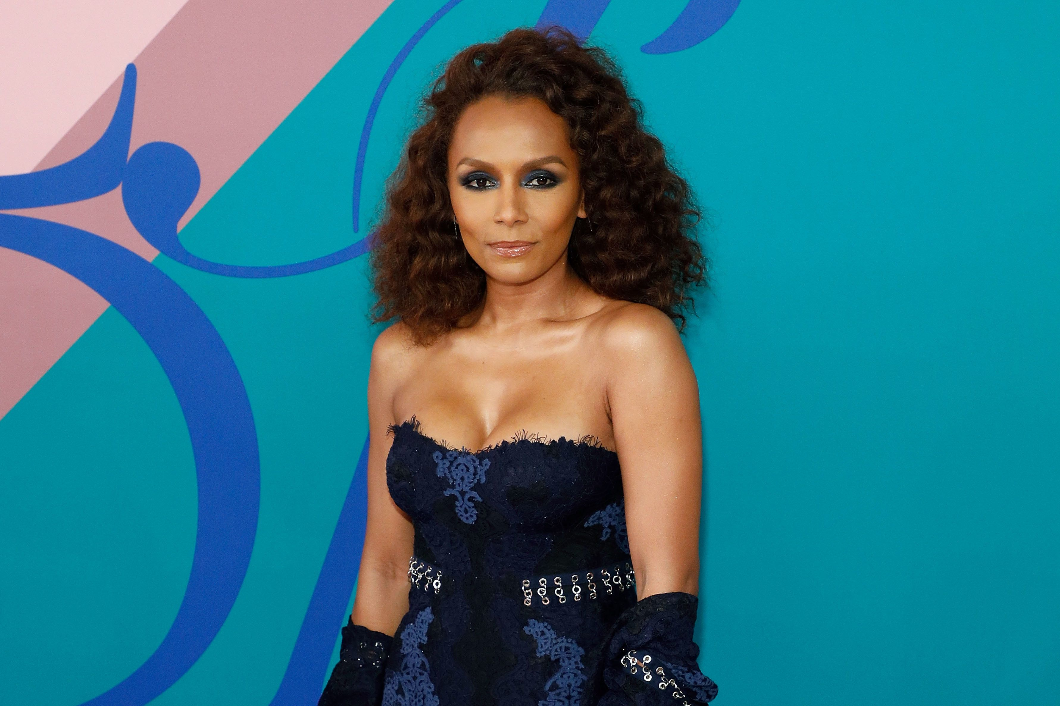 Janet Mock attends the 2017 CFDA Fashion Awards at Hammerstein Ballroom on June 5, 2017 in New York City.