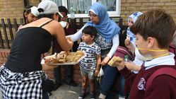 'Thank God For Ramadan' Locals Praise Muslims Who Woke Neighbours As Grenfell Blaze Took
