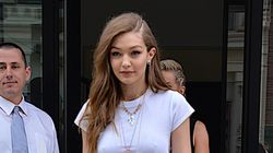 Gigi Hadid Wore Detachable Jeans And We Don't Know Where To
