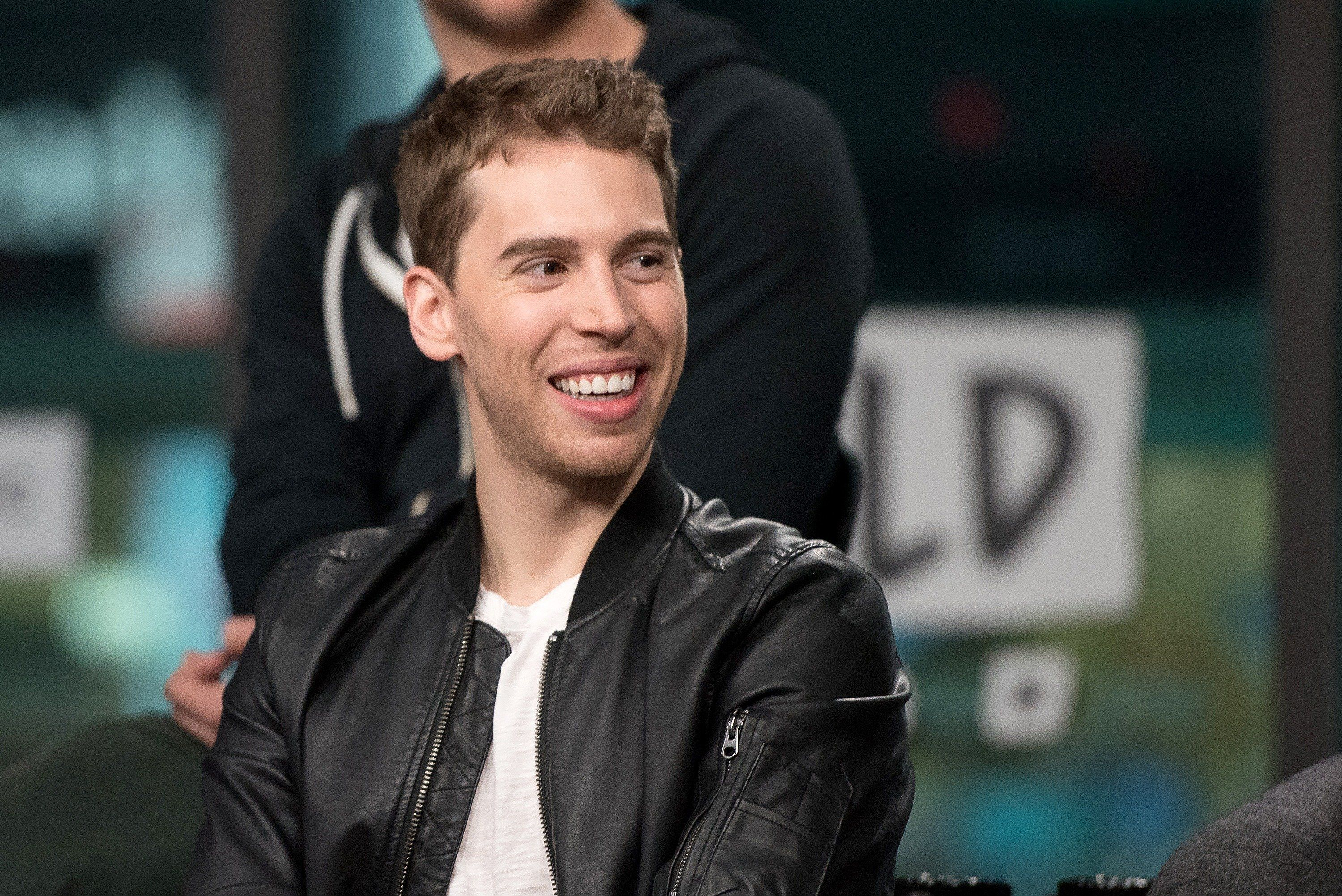 NEW YORK, NY - JUNE 06:  Jordan Gavaris visits Build Studios to discuss 'Orphan Black' at Build Studio on June 6, 2017 in New York City.  (Photo by Mike Pont/WireImage)