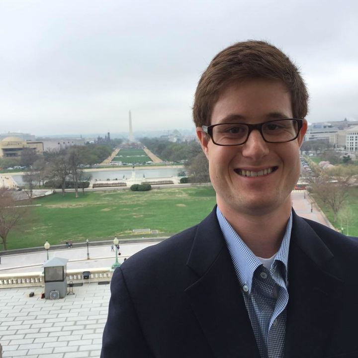 Zachary Barth, a legislative correspondent to Rep. Roger Williams (R-Texas), was wounded in the shooting.