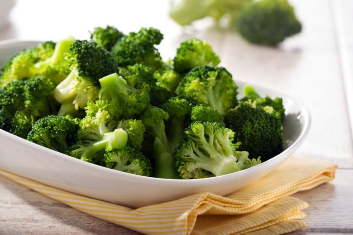 This is how you make steamed broccoli taste good.