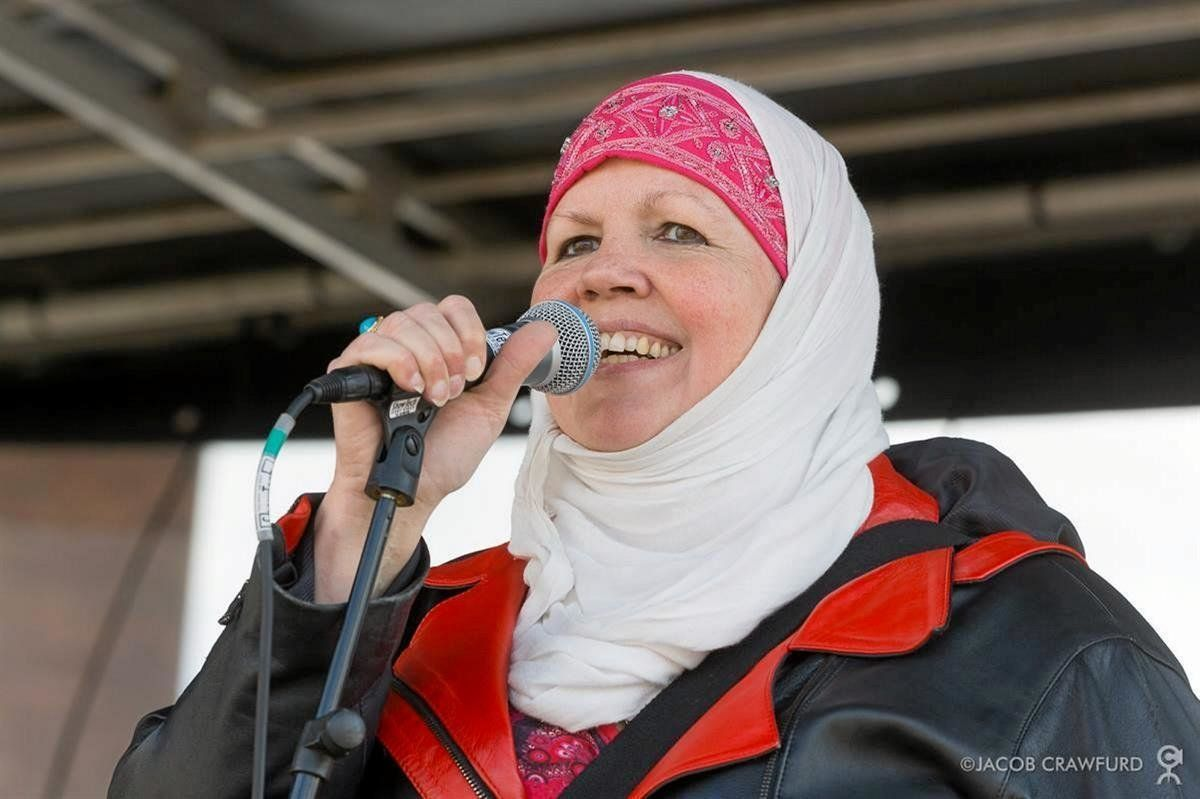 This Muslim Convert Is Changing The Conversation About Women In Islam With Music And